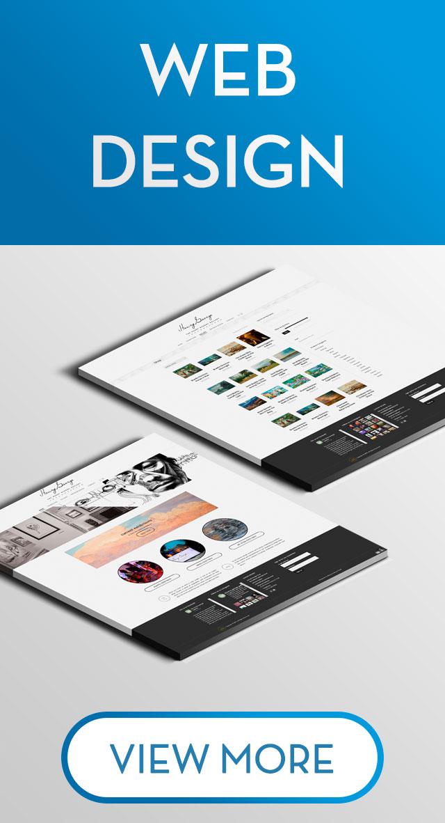 Web Design Banner Image