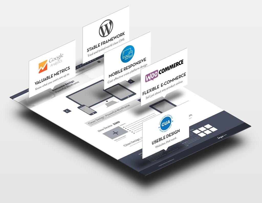 web design all your website needs a triad