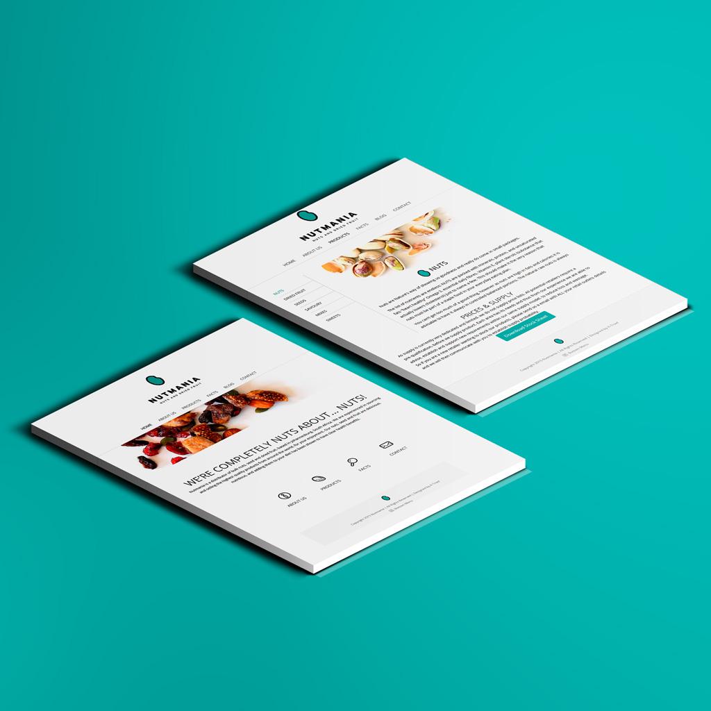 Nutmania Desktop Website