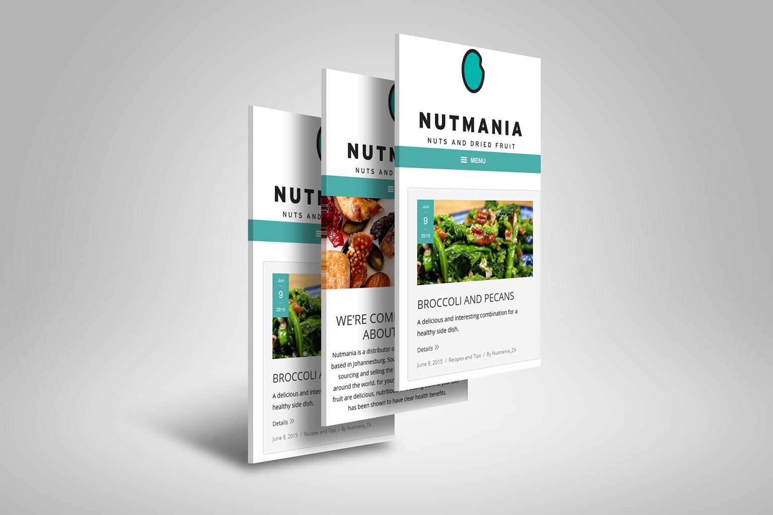 Nutmania Mobile Website