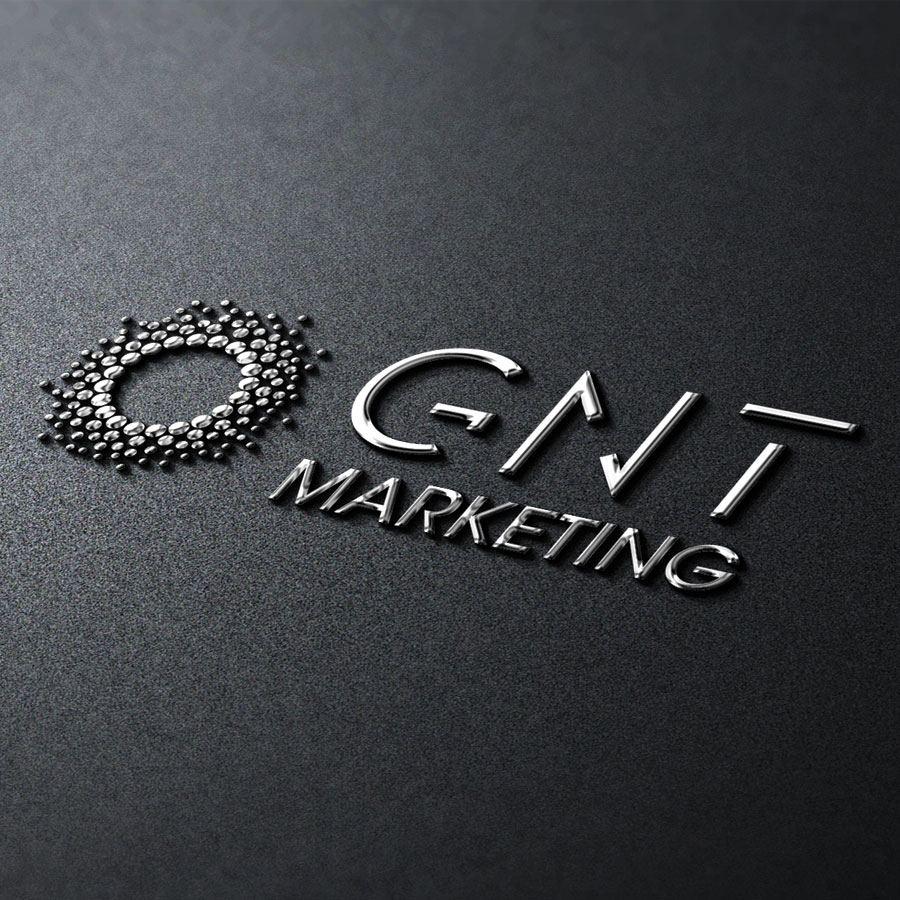 GNT Logo Mockup image