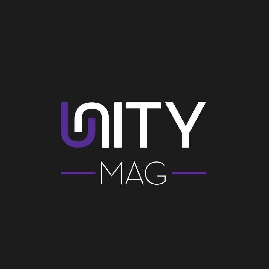 Unity Logo Mockup image