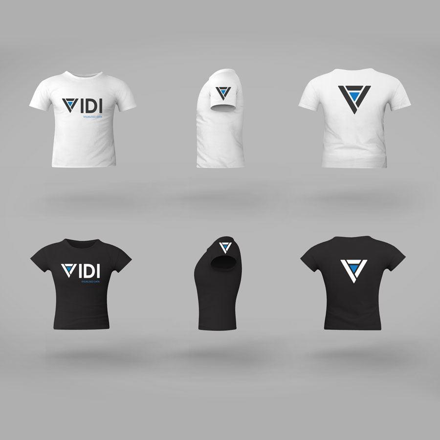 Vidi Shirts Mockup image